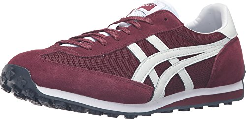 Onitsuka Tiger by Asics Unisex EDR 78? Zinfandel/Icicle Sneaker Men's 11 Medium