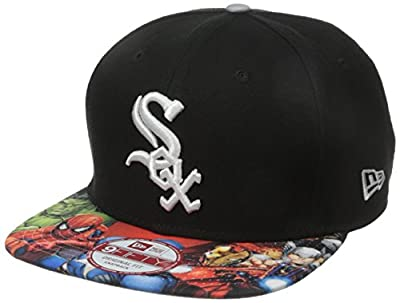 New Era Cap Men's Viza Print Chicago White Sox Star Wars 9Fifty Snapback Cap