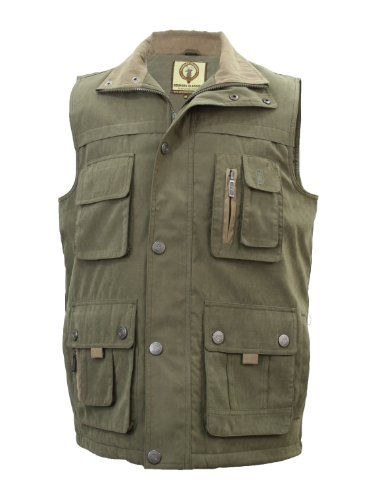 Country Classics Falcon Mens Padded Gilet