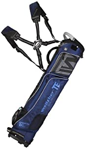 Wellzher T.E. Sunday Carry Bag (Non Collapsible) (Navy/Grey)