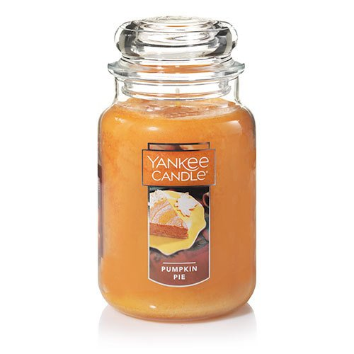 Pumpkin Pie Large Jar Candle - Yankee Candle,22 OZ (Pie Candle compare prices)