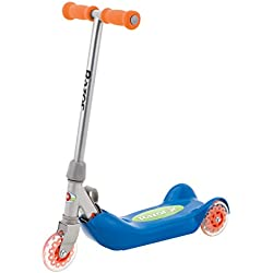 Razor Jr. Folding Kiddie Kick Scooter (Ffp), Blue