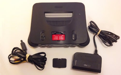 Nintendo 64 System - Video Game Console w/ Expansion