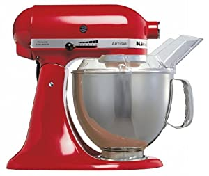 KitchenAid Artisan KSM150BER Stand Mixer Red (Discontinued by Manufacturer)