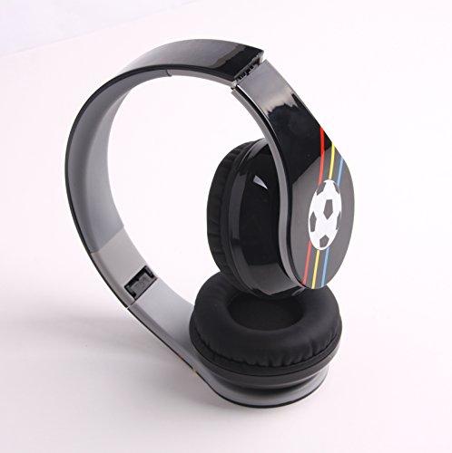 New Beyution@ Wireless Bluetooth 4.0 Headphones Stereo Headset - Retail Packaging - Black
