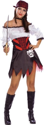 Rubie's Womens 'Punky Pirate' Halloween Costume