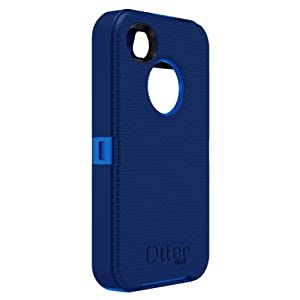 Best Protective Thin Blue Case for iPhone 4S