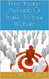 img - for Drive Insane Amounts Of Traffic To Your Website: The ULITMATE Viral Marketing Guide book / textbook / text book