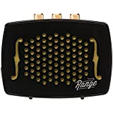 Bem Range Strum Bluetooth Speaker, Ebony (Black)