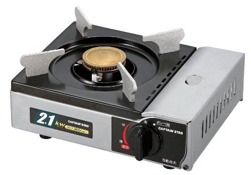キャプテンスタッグ 風月 卓上カセットコンロ ジュニア M-6349