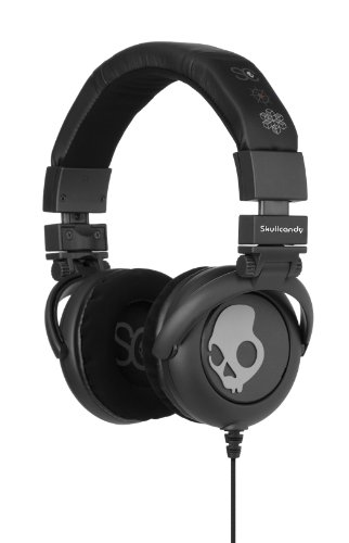 Skullcandy G.I. Stereo Headphones S6GIDZ-118 (Black/Gray)
