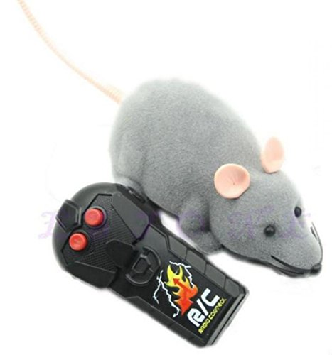 Electronic mouse cat toy