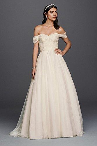 b813618d327 Tulle Beaded Lace Sweetheart Wedding Dress Style WG3785