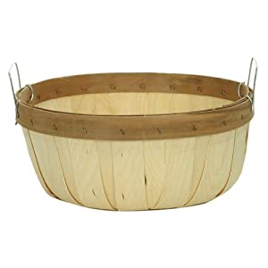 Half Peck Basket with Handle