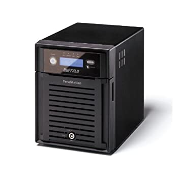 BUFFALO TeraStation Pro Quad WSS Storage Server 4-Bay 8 TB (4 x 2 TB
