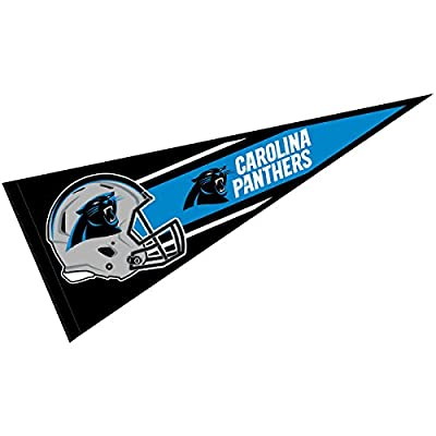 Carolina Panthers Official NFL 30 inch Large Pennant