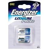 2 X Energizer CR2 3V Lithium Photo Batterien
