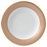 WEDGWOOD Palladian Rim soup plate