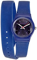 Sonata Analog Blue Dial Womens Watch - 8973PP01