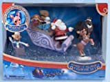 Rudolph the Red-Nosed Reindeer Misfit Island 2014 PVC Figurine Set