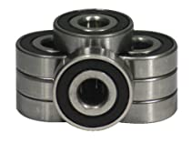 9.5X22mm Bearings-ATS/Vector Truck w/ Atom 95/80 or Cruiser Wheels