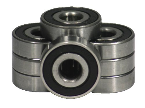 12x28mm Bearings-Matrix w/ RS/TRI HUB
