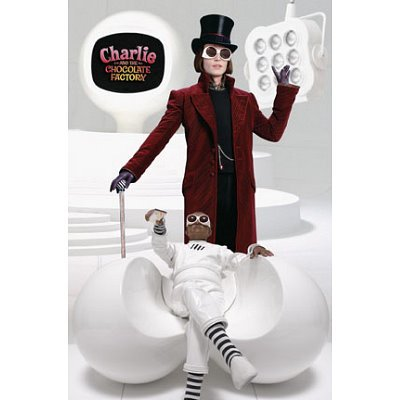 Charlie Chocolate Factory