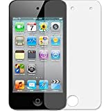 3-Pack Clear Screen Protectors for Apple iPod Touch 4