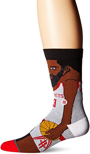Stance NBA Legends Socks James Harden - White-Large