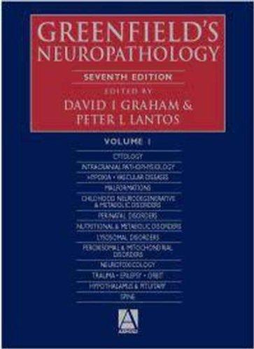 Greenfield'S Neuropathology (2 Volume Set)