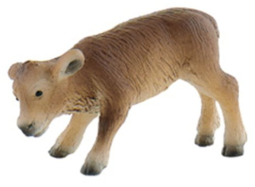 Bullyland - Bullyland Animal World Figure Alp Calf Fridolin 7,5 cm - 1