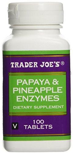 Trader Joe's Papaya & Pineapple Enzymes