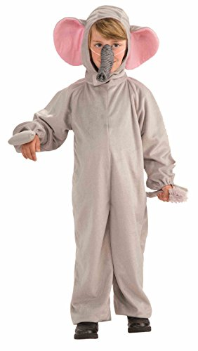 Kids Fleece Elephant Costume, Toddler