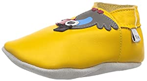 Bobux 4607 - Zapatos primeros pasos de cuero para niño por Bobux