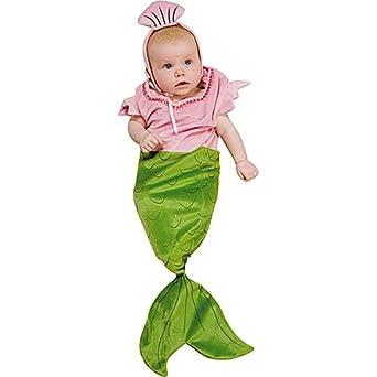Newborn Mermaid Costume