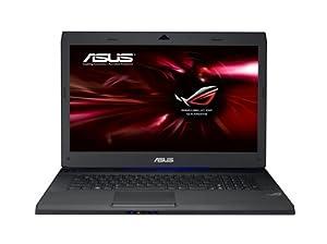 Asus G73JH-TZ091V 43,9 cm (17,3 Zoll) Notebook (Intel Core i7 720QM, 1,6GHz, 8GB RAM, 1TB HDD, ATI HD 5870, Win7 HP, Blu-ray)