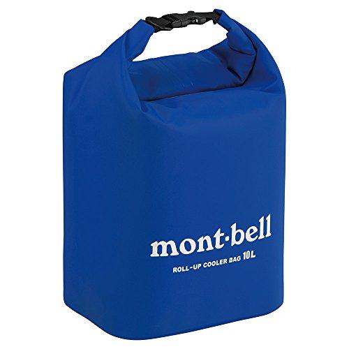 モンベル(montbell) ロールアップ クーラーバッグ 10L ブルー 1123642