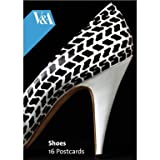 V&A Shoes Postcard Book