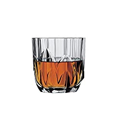 Pasabahce Gift Pack Topaz Whisky Glass Set, 300ml, Set of 6
