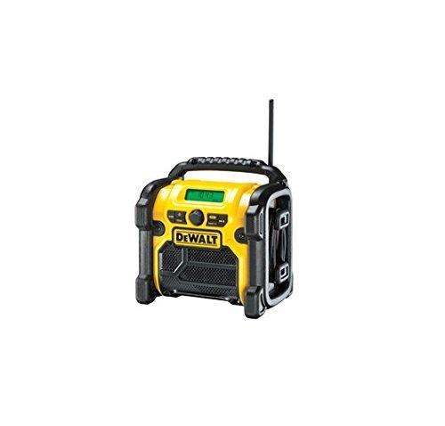 DeWalt-Baustellanradio-Akku-mit-Netz-DCR019DCR019-QW