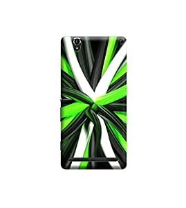 EPICCASE Premium Printed Back Case Cover With Full protection For Sony Xperia T2 (Designer Case)