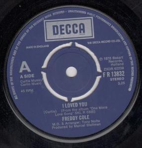 Freddy Cole - I LOVED YOU - Zortam Music