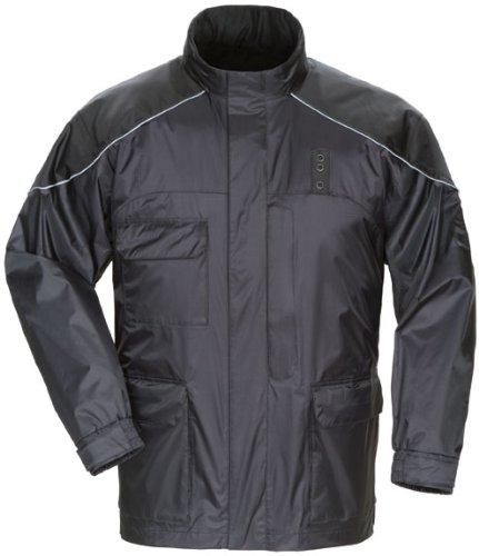 Tourmaster Men's Sentinel LE Motor Officer Rainsuit Jacket - Size : Medium