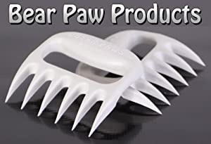 Bear Paws Meat Handlers Forks and More-- Polar Bear Edition