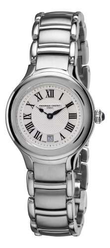 Frederique Constant Delight FC220M2ER6B 31mm Silver Steel Bracelet & Case Anti-Reflective Sapphire Women's Watch
