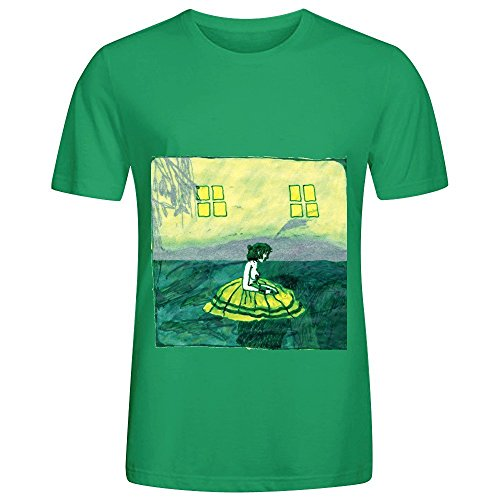 Animal Collective Prospect Hummer 80s Men Crew Neck Digital Printed Shirts Green (Braun Fan Parts compare prices)
