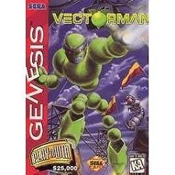 """Vectorman from """"Sega of America, Inc."""""""