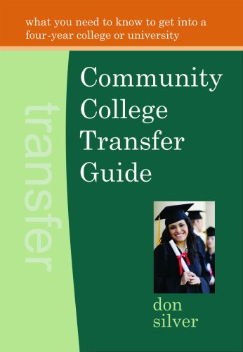 Community College Transfer Guide (1st edition)