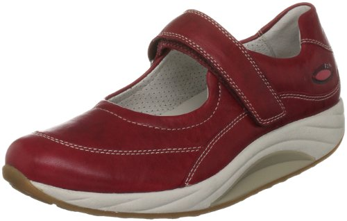 Gabor Women's Elegant Leather Cherry Naht Beige Mary Jane 46.980.18 4.5 UK