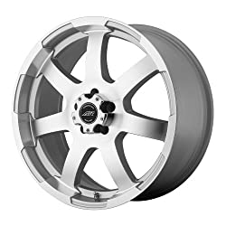 American Racing AR899 Series Silver With Machined Face Wheel (17×8″/5×114.3mm)
